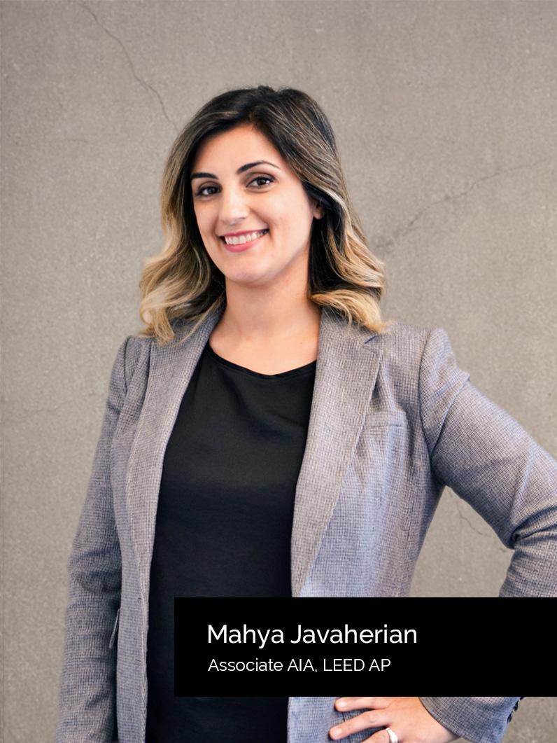 Mahya Javaherian